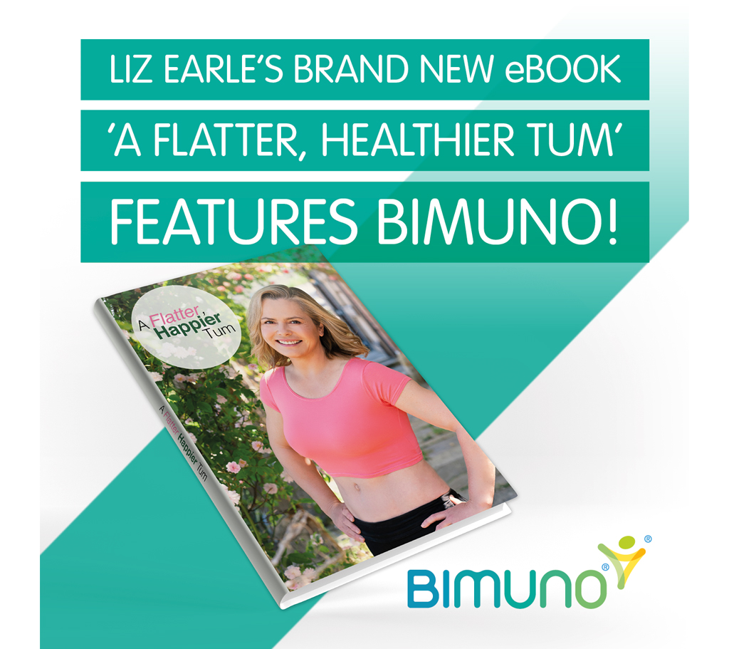 Clasado backs brand new gut health eBook by Liz Earle MBE